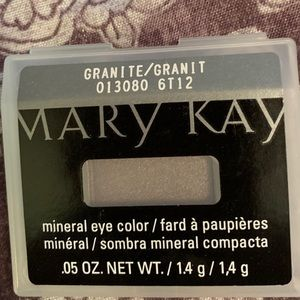 Granite- mineral eye color